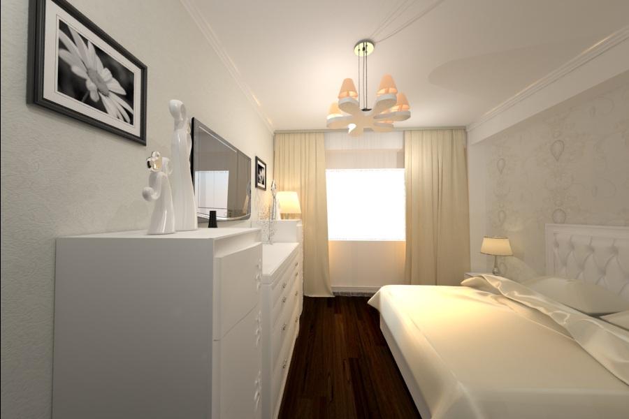 amenajare dormitor de lux