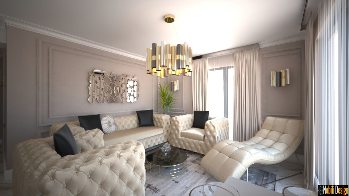 design interior apartament clasic modern | Design interior apartamente.
