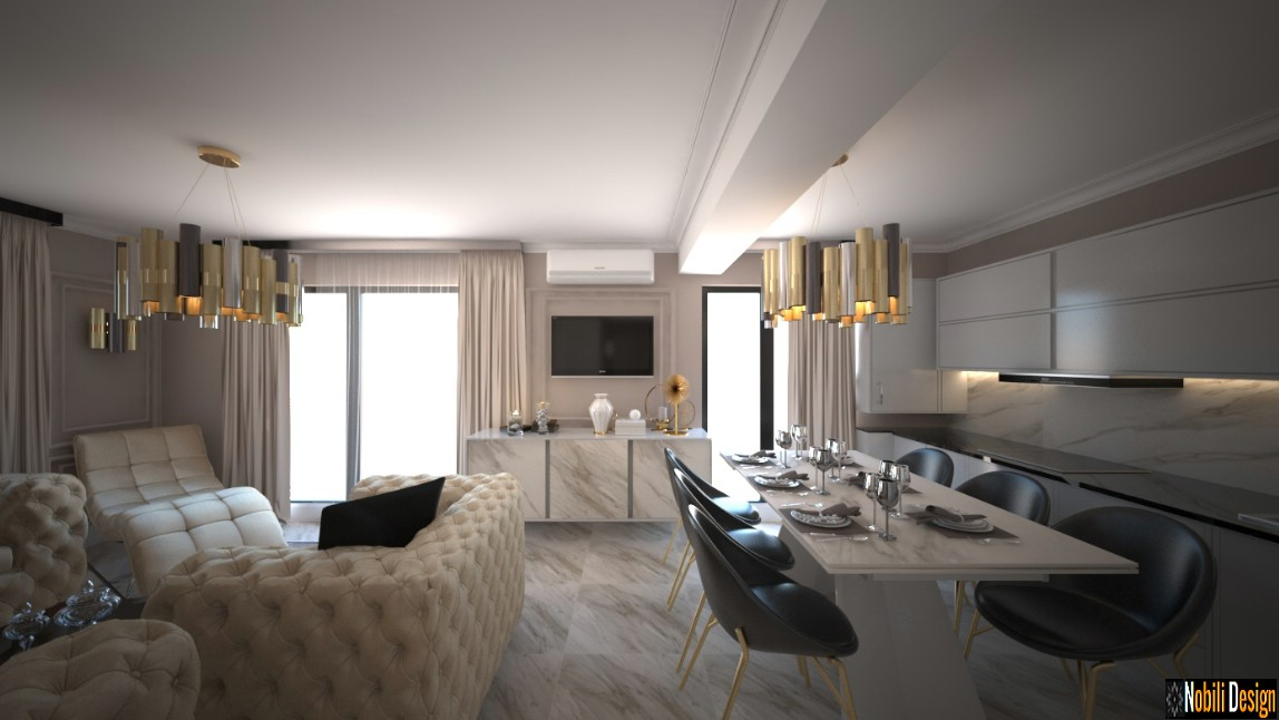 design interior apartament clasic modern | Design interior Constanta.