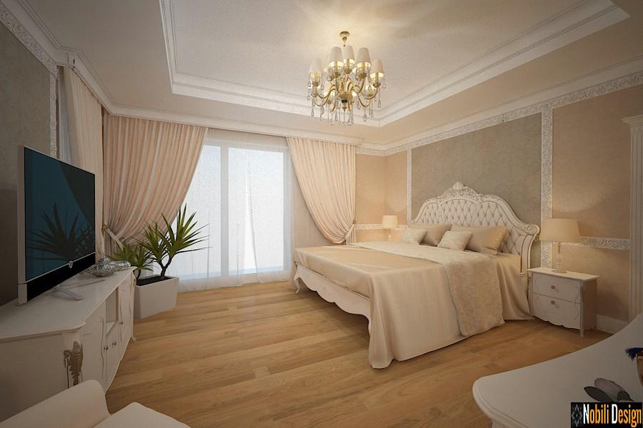 design camera da letto interna classica casa bucarest | Interior design Snagov.