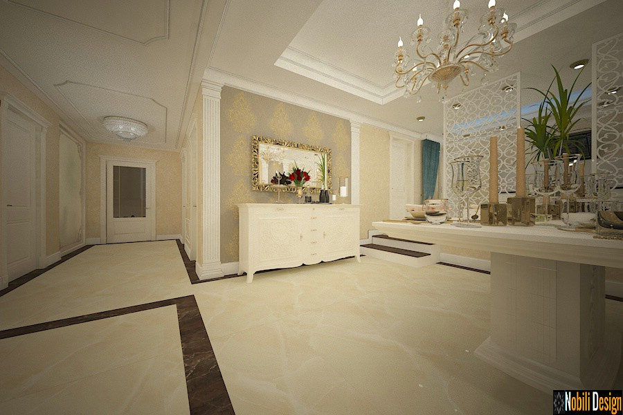 interior design living classic house bucharest | Interior design Bucharest price.