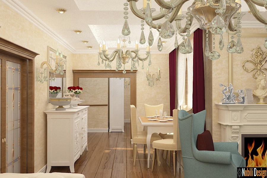 Amenajare casa clasica de lux in Bucuresti