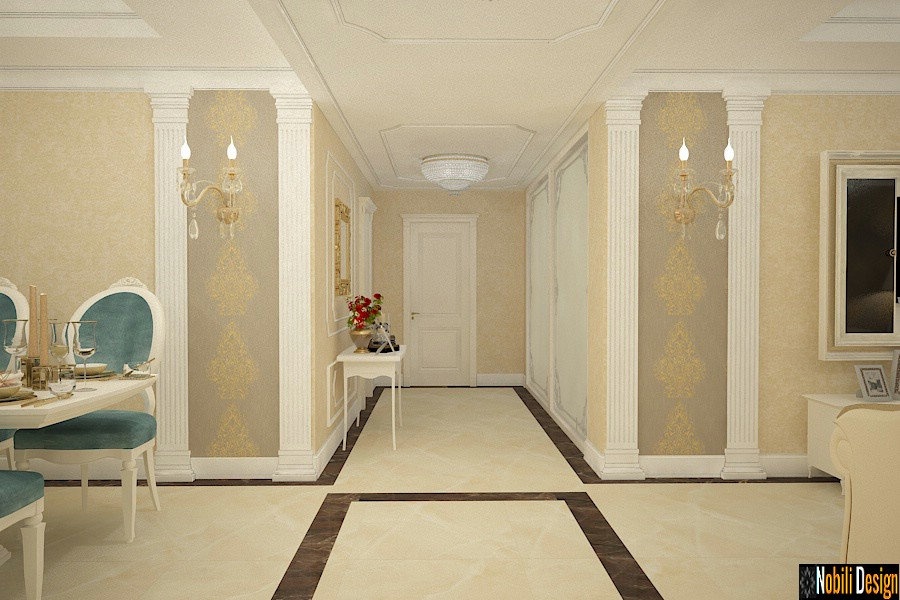 empresa de diseño de interiores bucarest | Casa de diseño interior de lujo de Bucarest.