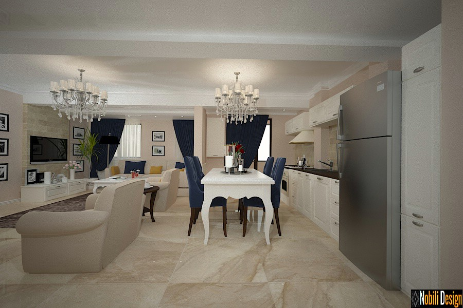 design interior casa moderna ploiesti prahova  | Design interior case vile Prahova.