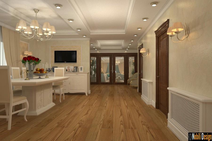 design interior bucatarie casa clasic giurgiu | Amenajare bucatarie casa Giurgiu.