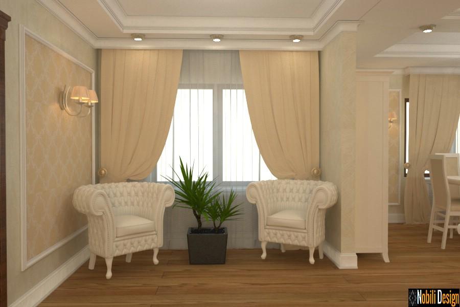 Casa de diseño clásico interior moderno giurgiu Portafolio de diseño de interiores de la casa de Giurgiu.