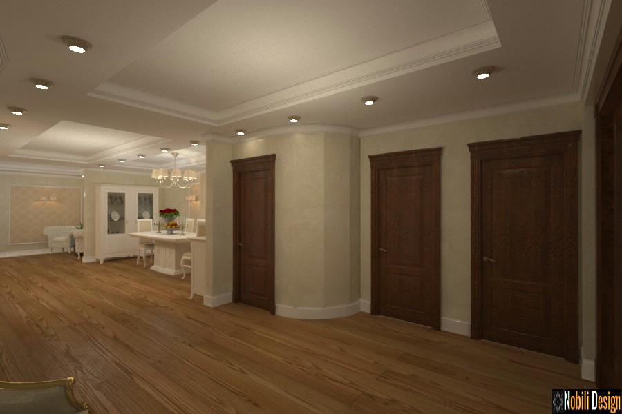 Portafolio de diseño de interiores clásico moderno de Giurgiu.