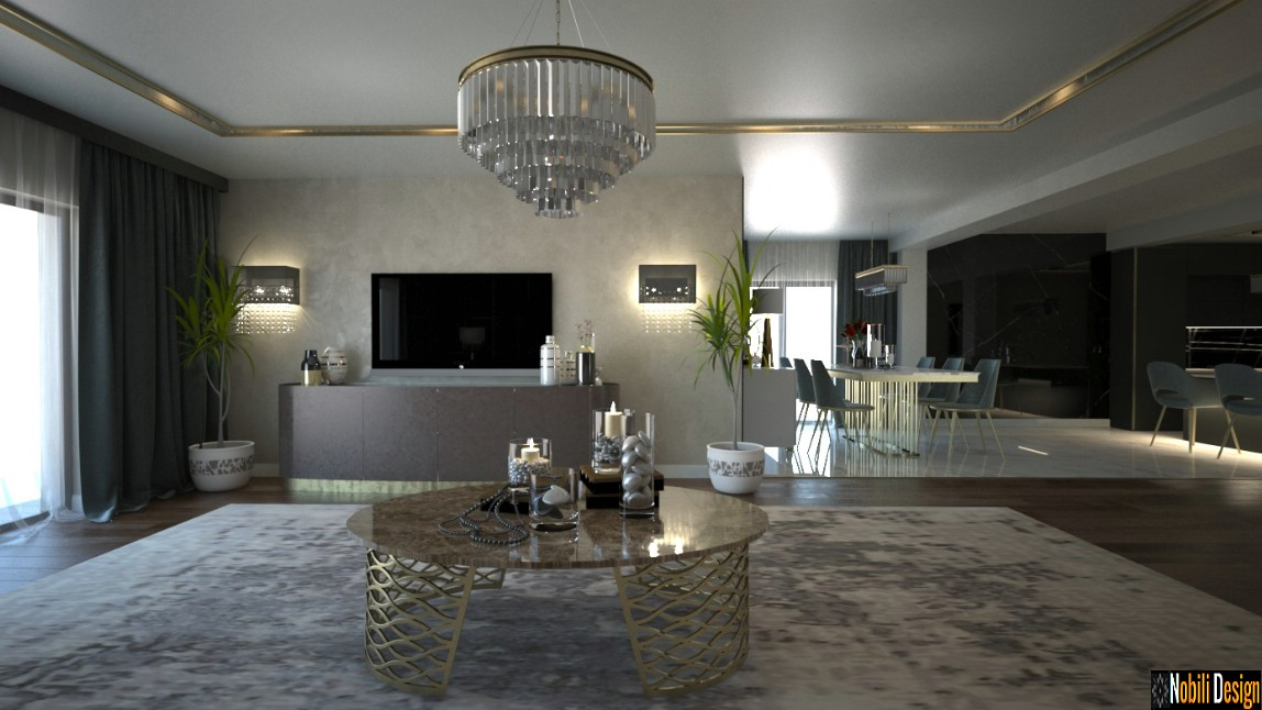 design de interiores casas modernas Bucharest 2019 price
