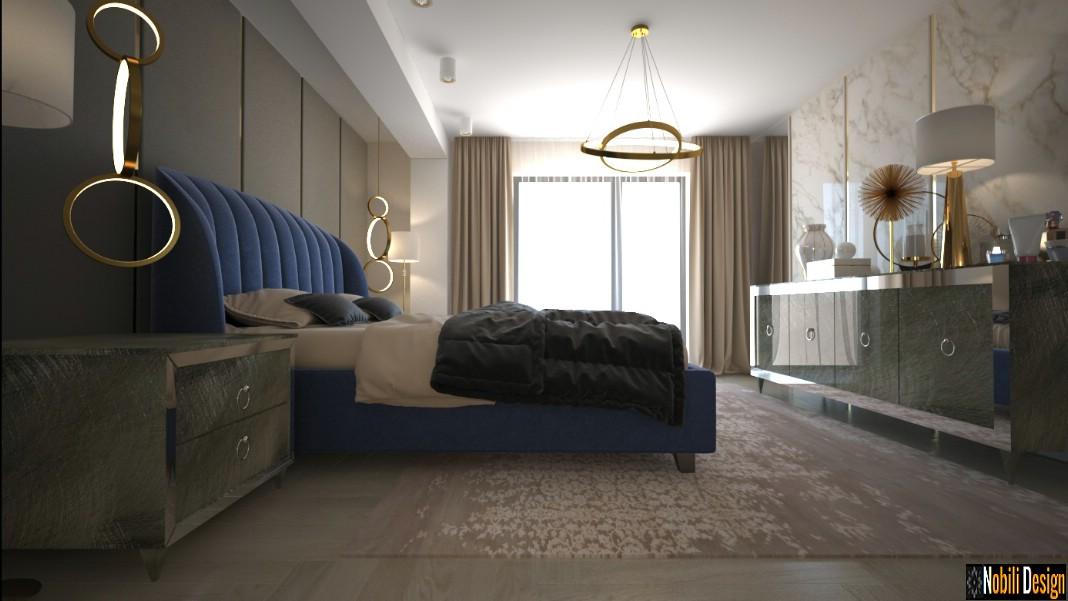 casa di lusso di lusso moderna di interior design 1