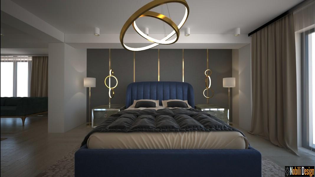 casa di lusso di lusso moderna di interior design 2