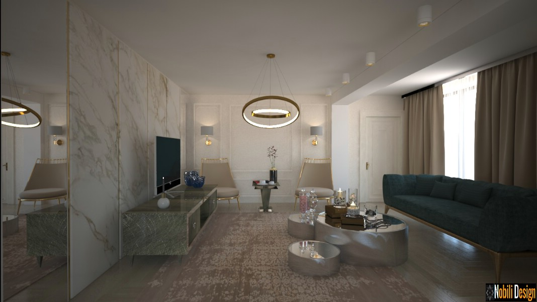 casa di lusso moderna di interior design | Interior design moderno.