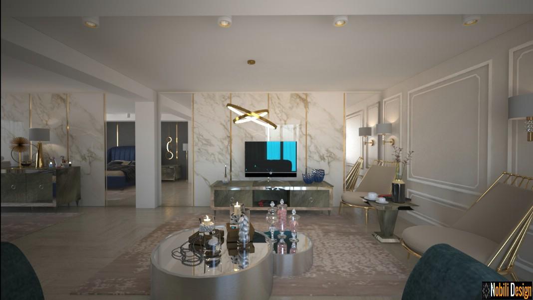 casa di lusso di lusso moderna di interior design 5