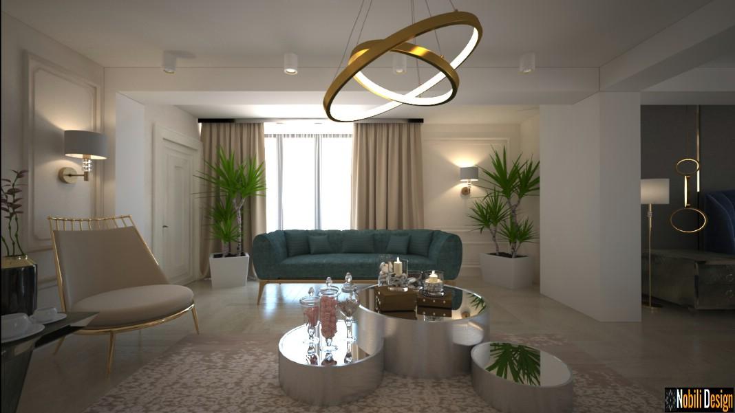 casa di lusso di lusso moderna di interior design 6