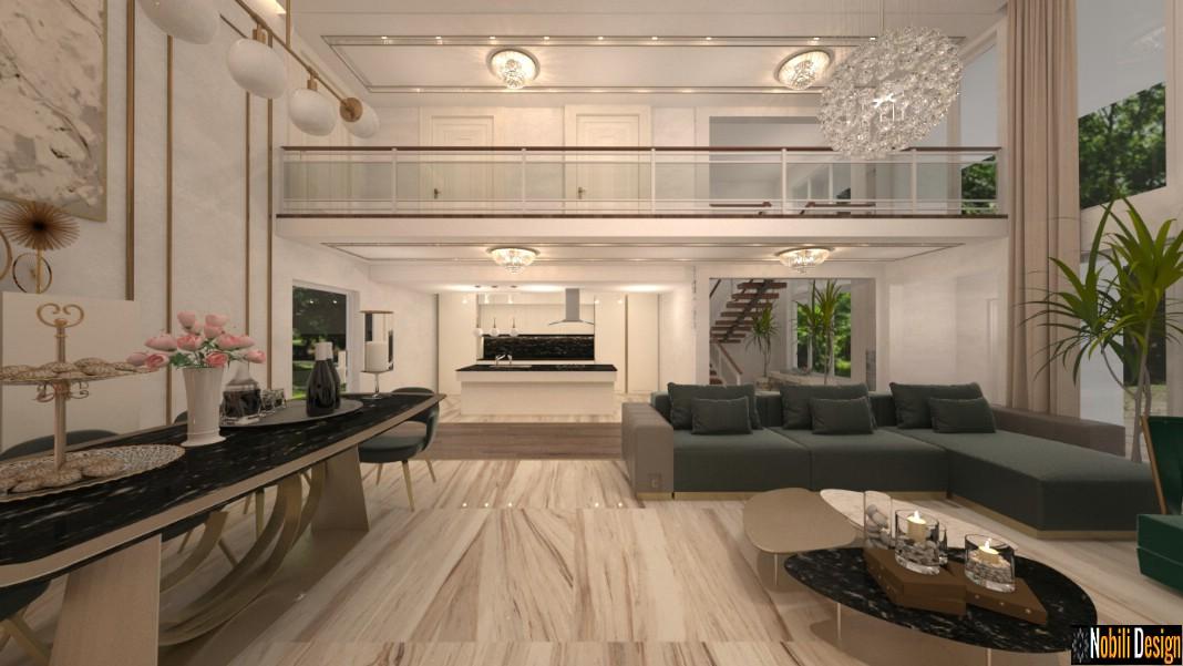 interior design modern luxury house bucharest Designer interior luxury houses in Bucharest.