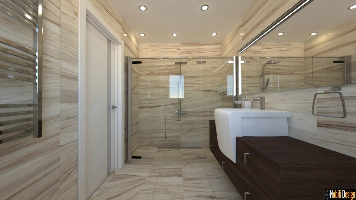 design interior baie stil modern | amenajari interioare bai moderne.