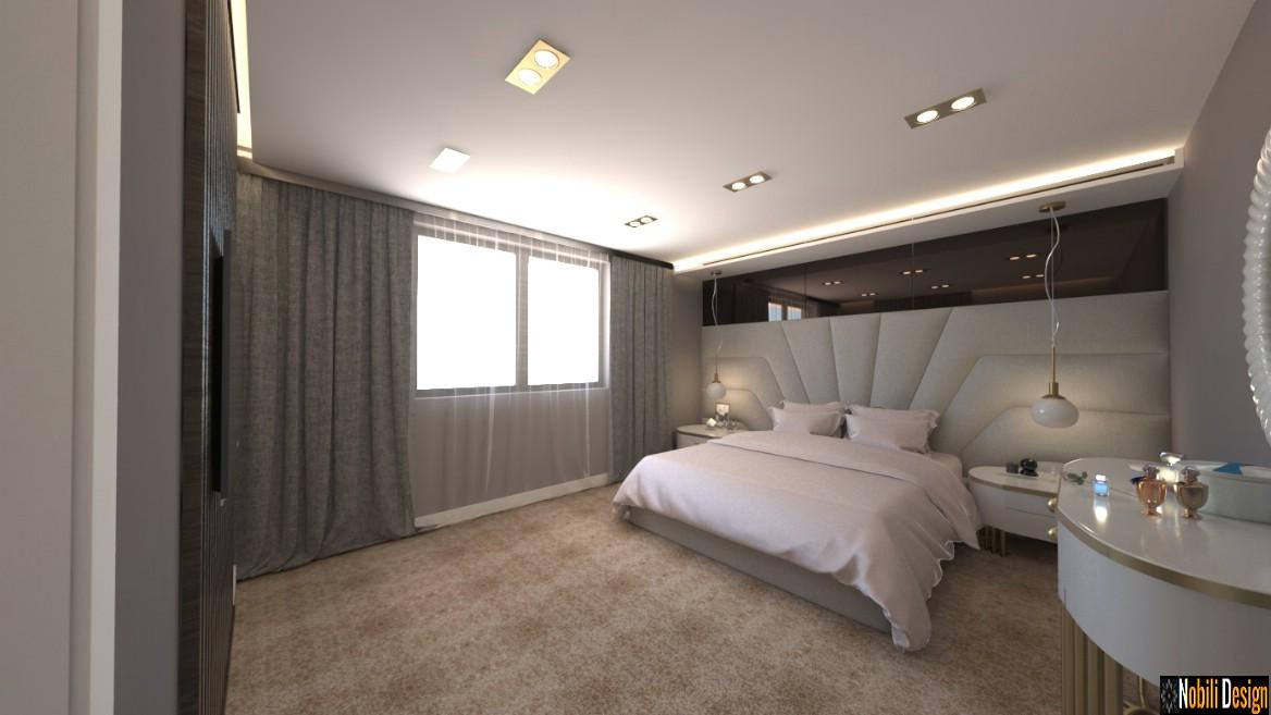 design interior dormitor casa moderna | design interior casa ploiesti.