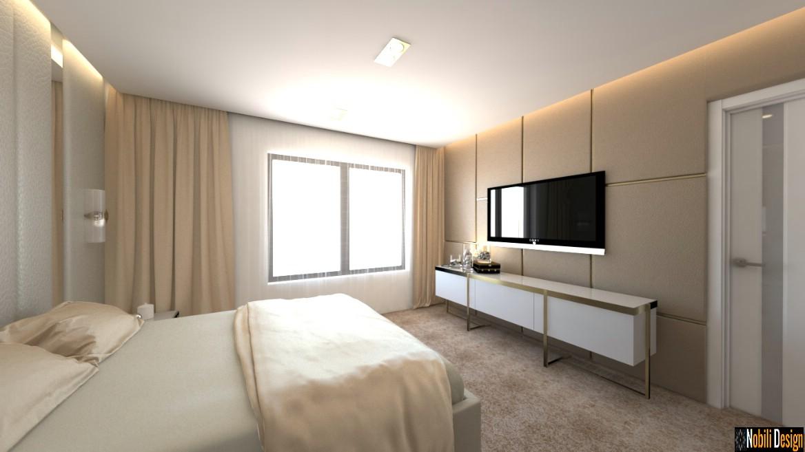 design interior dormitor matrimonial de lux | arhitect prahova pret.