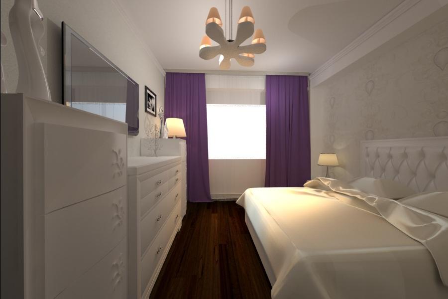 Design interior dormitor apartament 3 camere nobili interior - Design interior apartamente ...