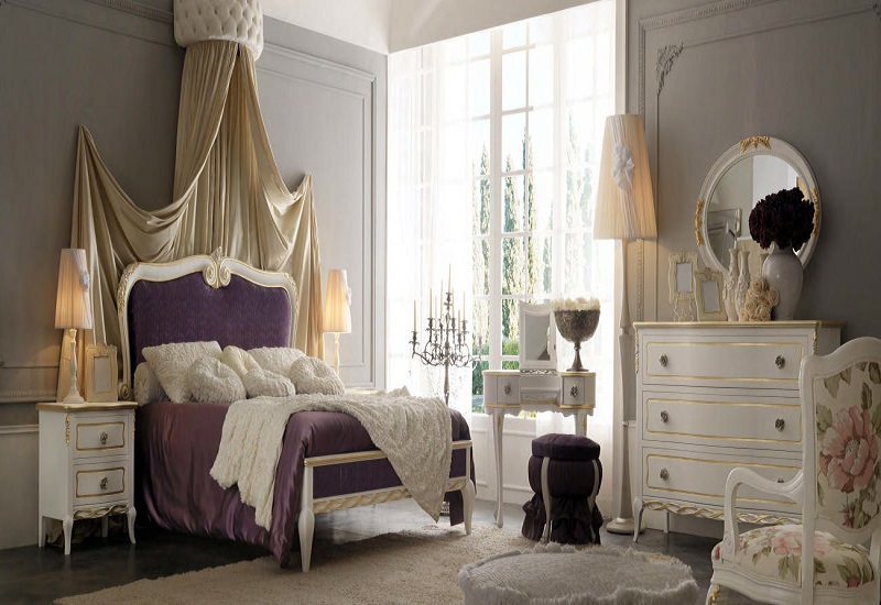 mobila-dormitor-clasic-italia-de-lux