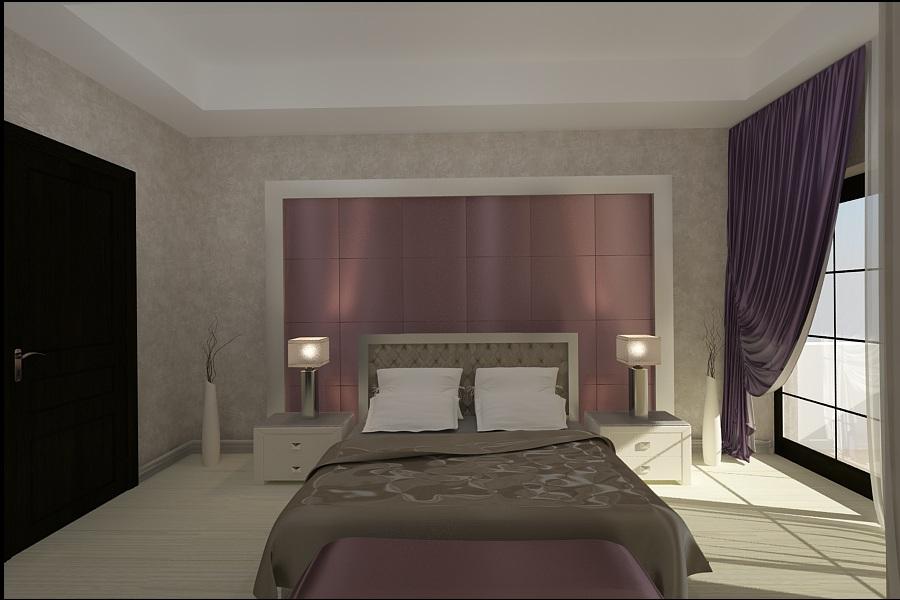 Dormitor matrim.