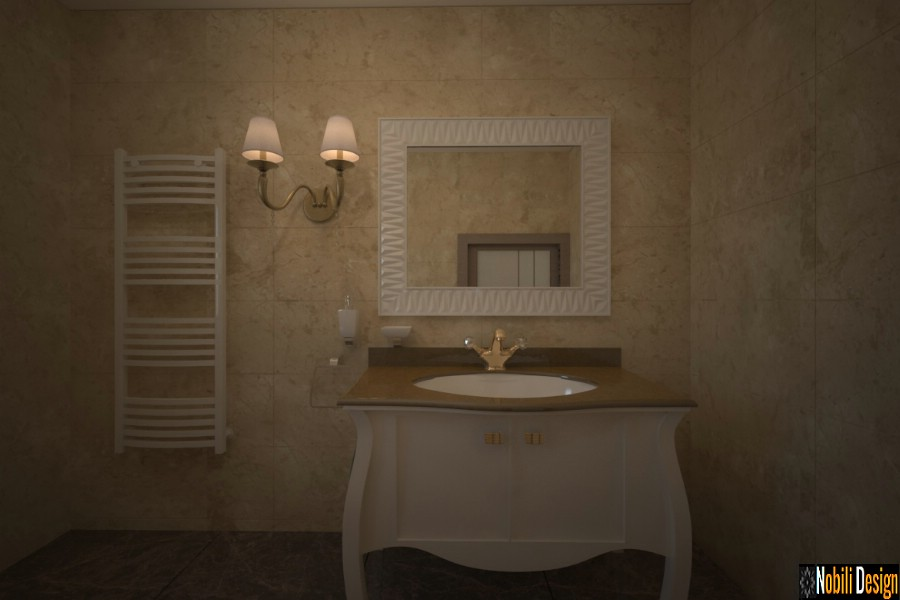 interior design classic bathroom price Bathroom design classic style house in Galati.