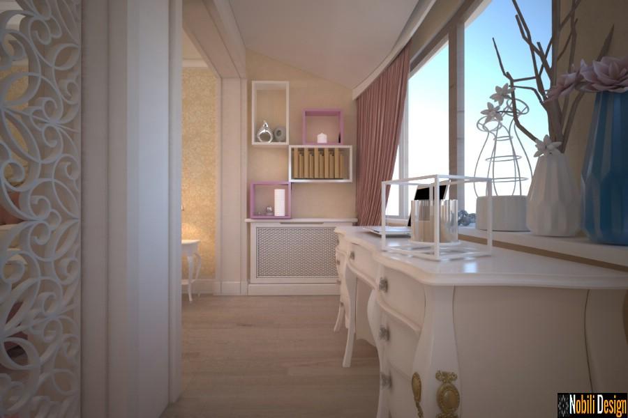 Proiect de design interior pentru casa stil eclectic