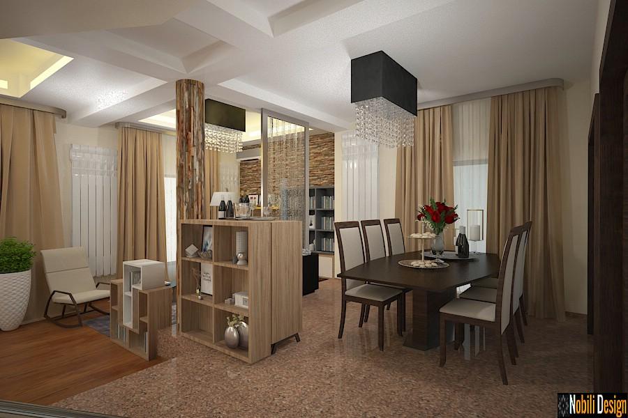 Nobili Interior Design - design interior casa moderna bucuresti.