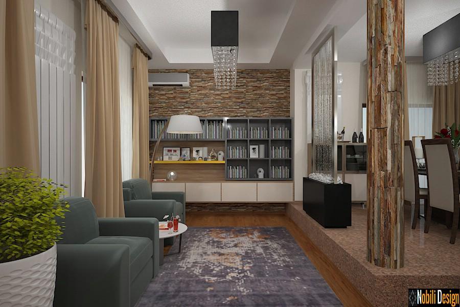 Nobili Interior Design ~ design interior living si bucatarie bucuresti.