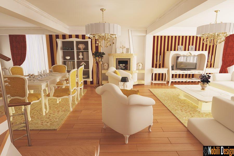 amenajar design interioare case clasice brasov