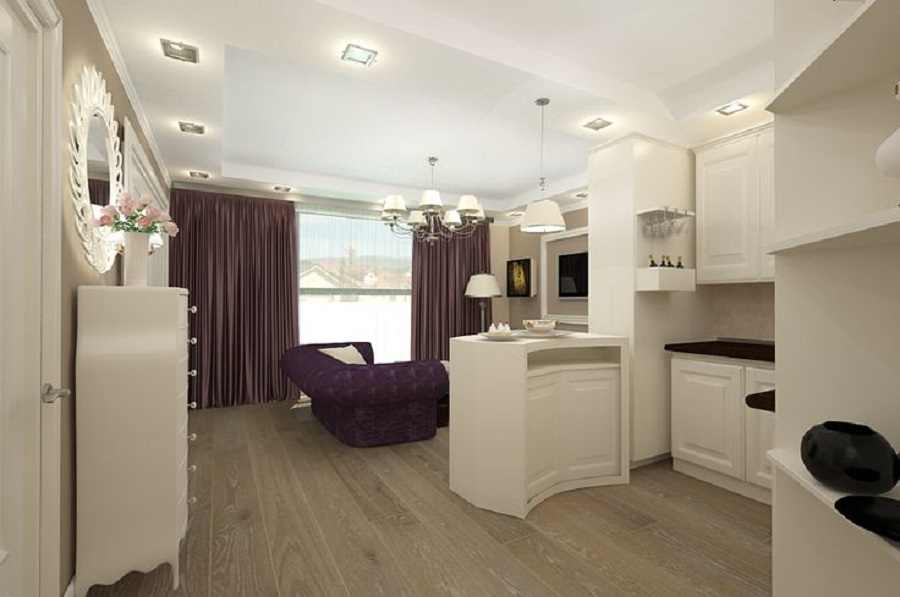 Amenajari interioare apartamente 3 camere for Dizain case interior