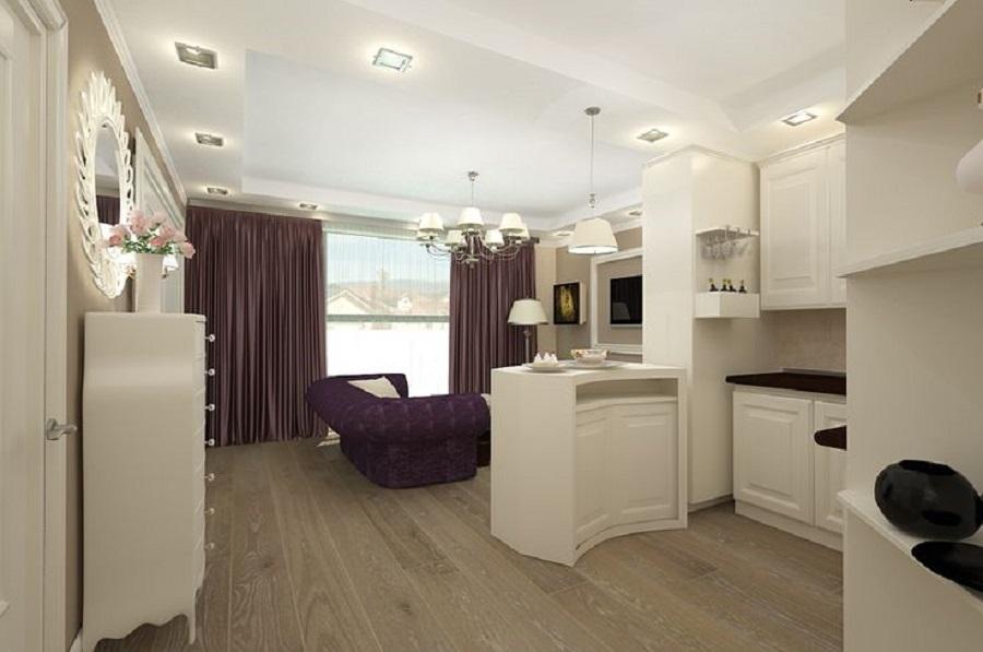 amenajare apartament-3 camere-bucuresti