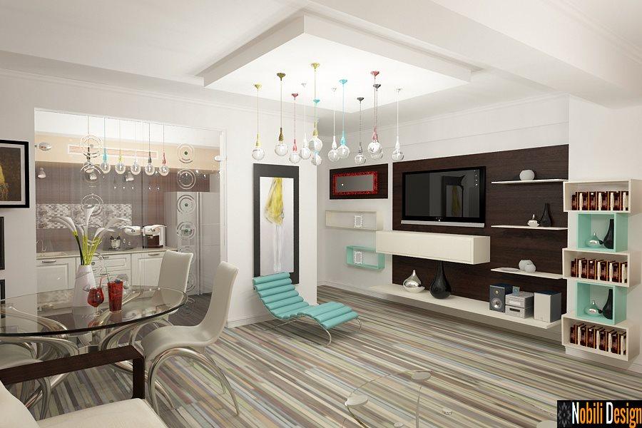 amenajare apartament 3 camere decomandat Constanta.