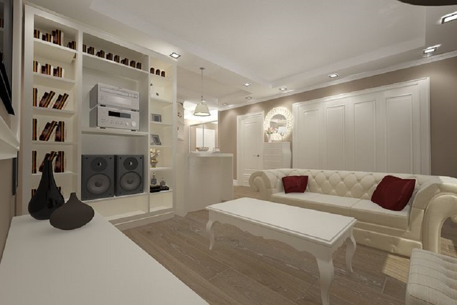 Amenajare apartament clasic de lux - Design interior apartamente ...