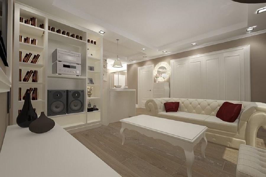 amenajare - apartament - clasic - Bucuresti