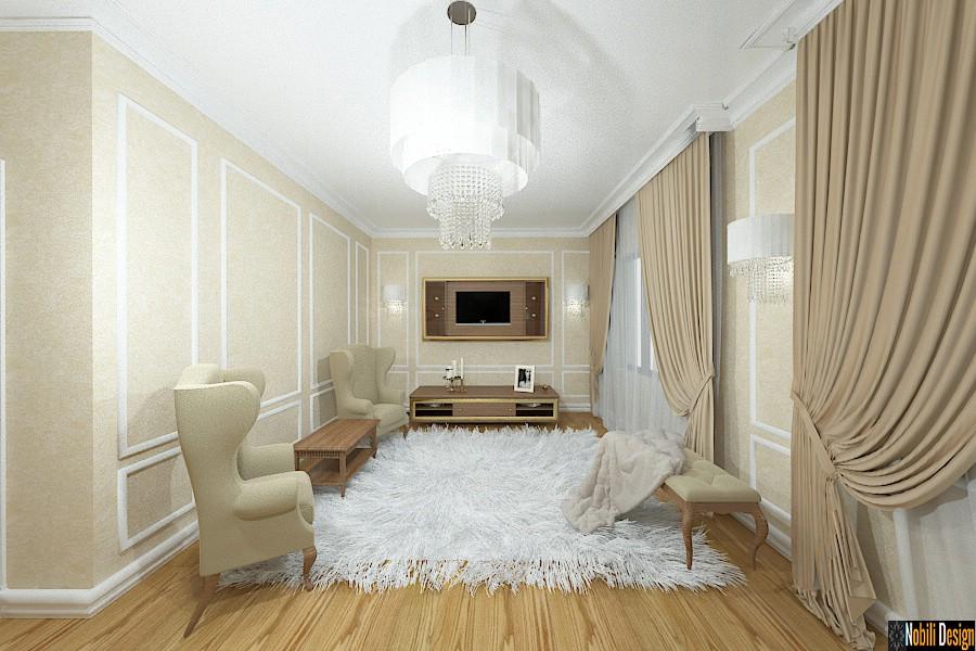 Amenajare - camera - hotel - studio - de lux - Bucuresti.
