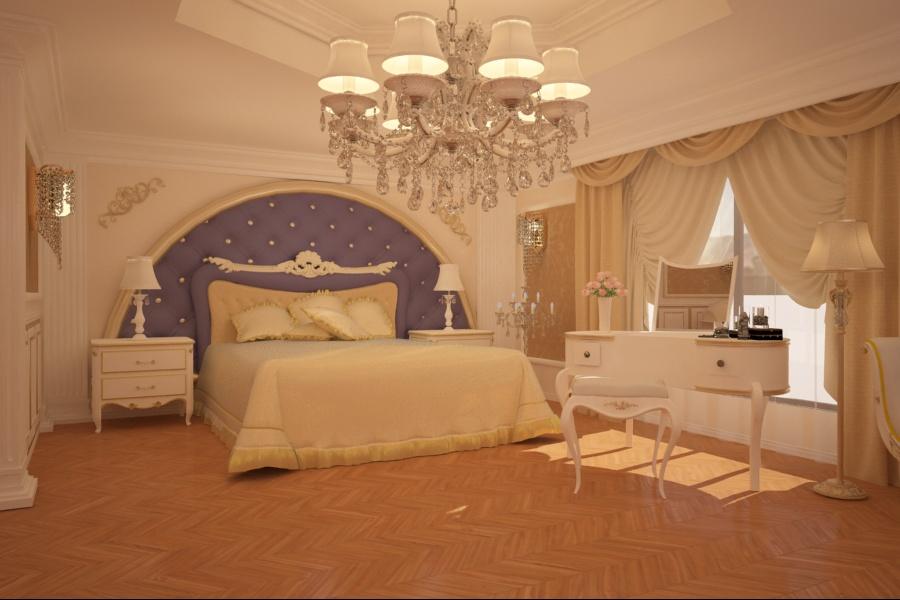 Amenajare - dormitor - casa - clasica - in - constanta| Firma - amenajari - interioare - Constanta - pret.