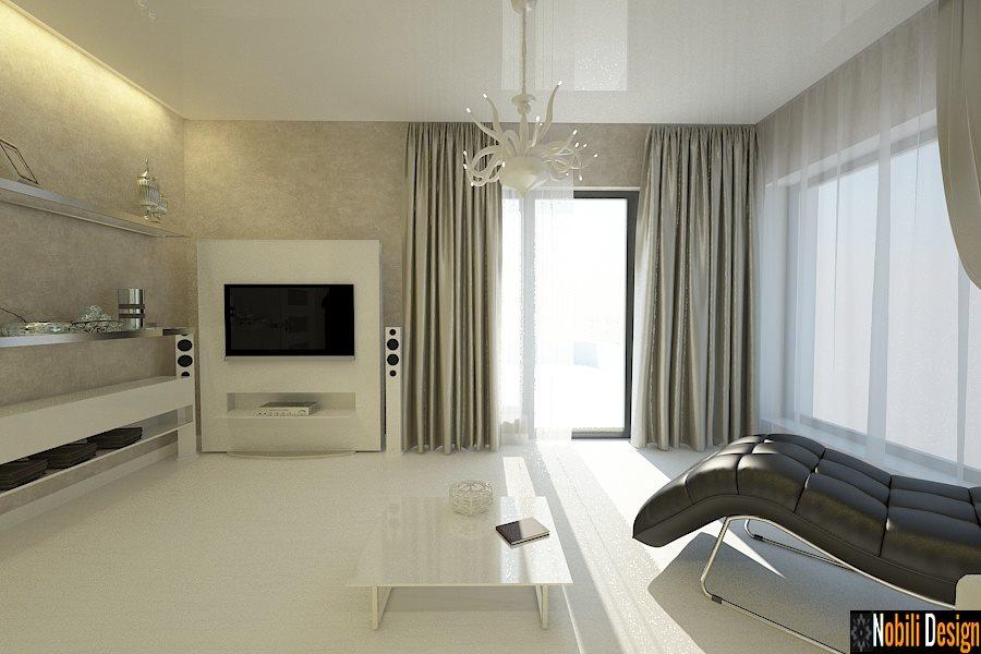 amenajare dormitor casa moderna bucuresti 2016