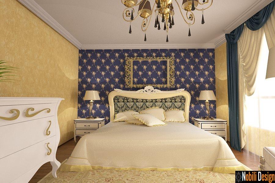 Amenajare - dormitor - clasic - bucuresti, Amenajari - interioare- Bucuresti - preturi