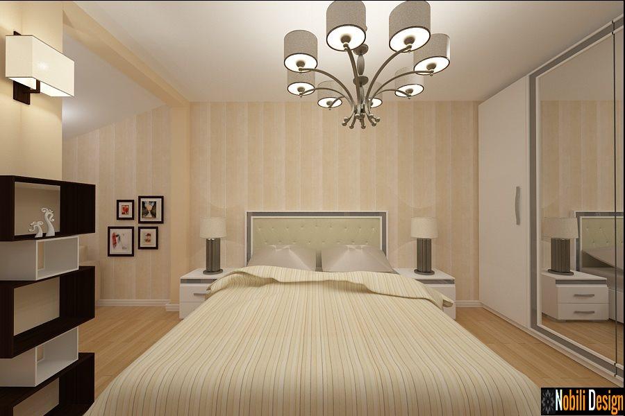 amenajare dormitor mansarda constanta