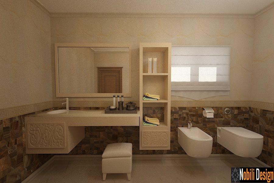 Amenajare - interioara - baie - casa - clasica - Galati