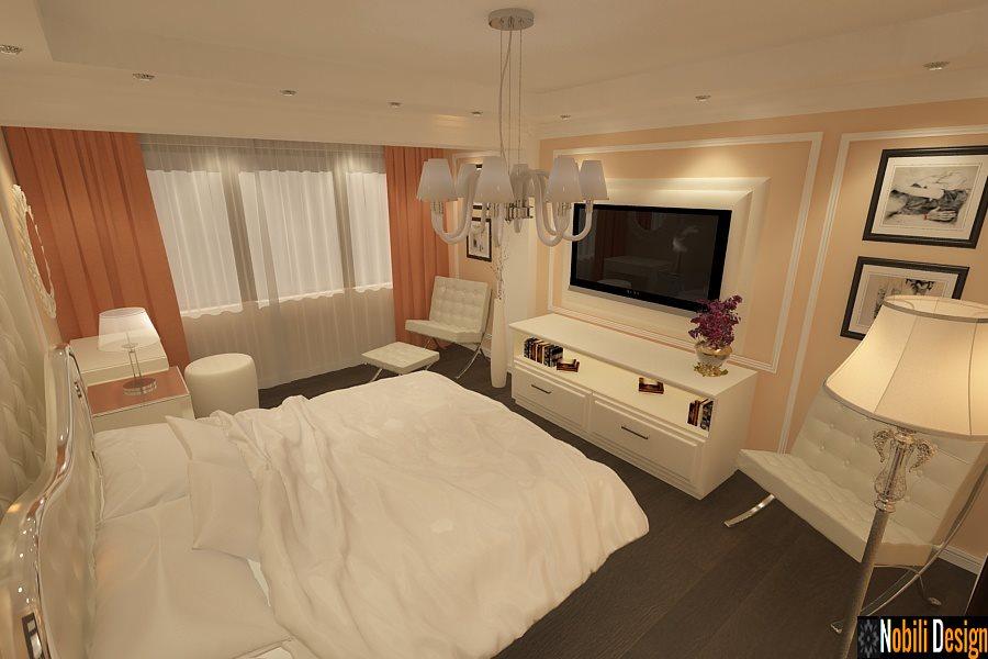 Design interior apartament clasic in Bucuresti