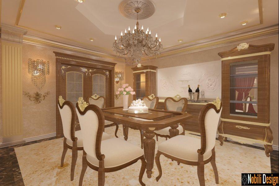 Amenajare - interioara - dormitor - casa - clasica - bucuresti