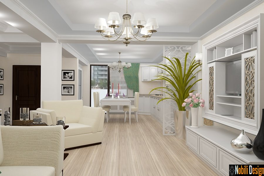 Amenajare - interioara - living - casa - clasica - in - constanta| Poze - amenajari - interioare - case - clasice - de - lux.