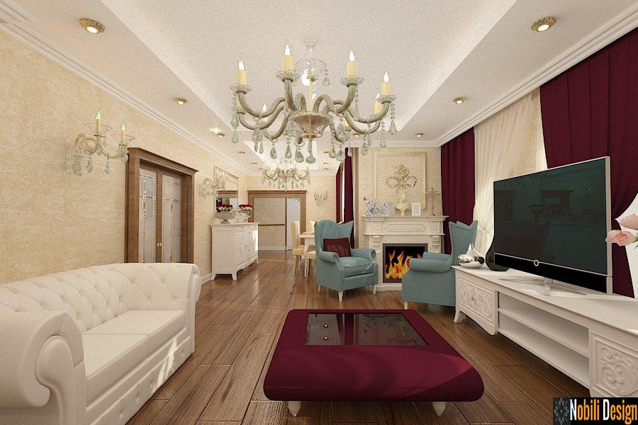 Amenajare - interioara - living - tencuiala - decorativa,