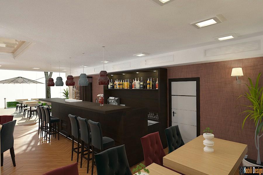 Amenajare - interioara - restaurant - bar - Constanta.