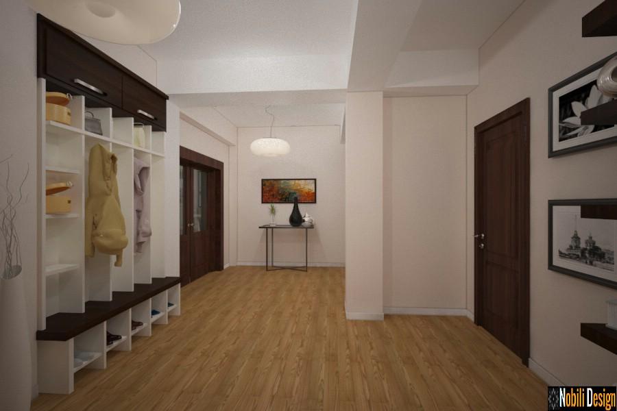 amenajare hol casa moderna constanta 2018 | Amenajari interioare Constanta preturi.