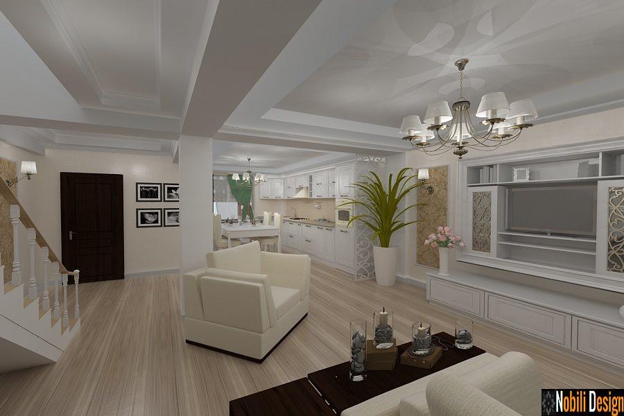 Amenajari design interior case clasice for Interioare case moderne
