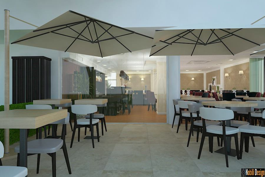 Amenajari - exterioare - terase - restaurant - Constanta.