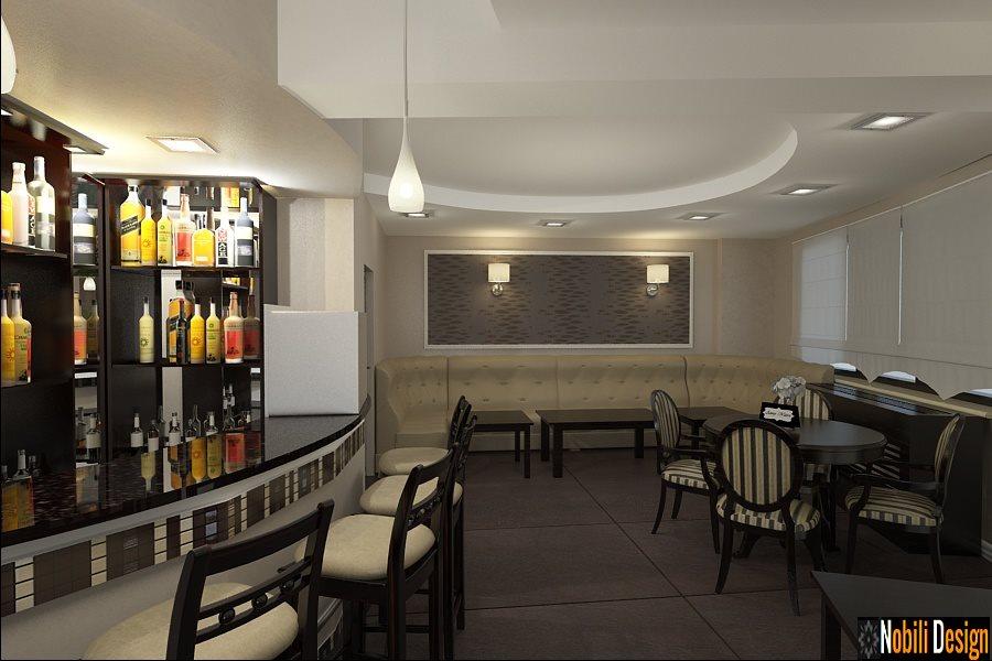 Amenajari - interioare - baruri - restaurante - Bucuresti - Ilfov.