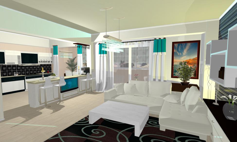 Decoratiuni si amenajari interioare case for Interioare case moderne
